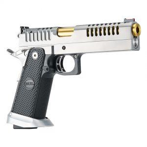 BUL Armory SAS II AIR Pistol - Stainless Steel