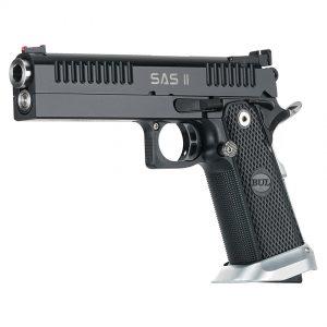 BUL Armory SAS II Standard Limited Pistol – Black